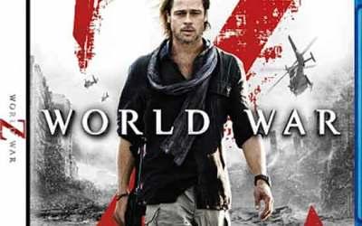 Blu Ray strano izdanje: Svjetski rat Z 3D