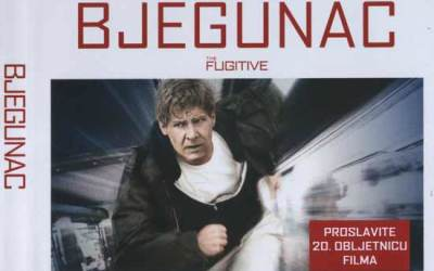 Nova Blu Ray izdanja: Bjegunac